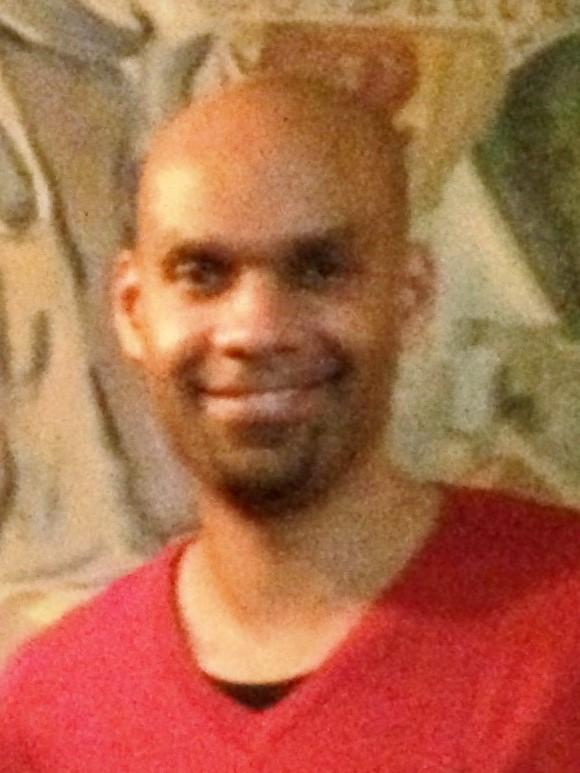 Eric Clark, 1998 graduate of Livingston College at Rutgers University