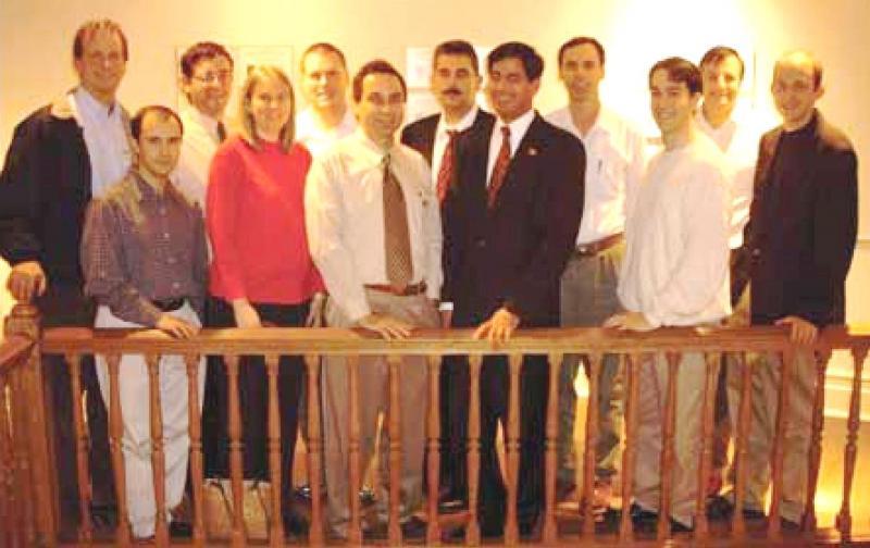 LAA 2003-2004 Executive Council